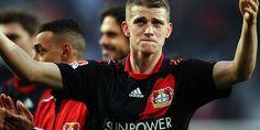 German Midfielder on target
