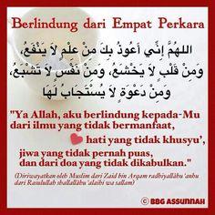 Protection from 4 things Hijrah Islam, Doa Islam, Islam Religion, Islamic Prayer, Islamic Teachings, Muslim Quotes, Islamic Quotes, Book Quotes, Me Quotes