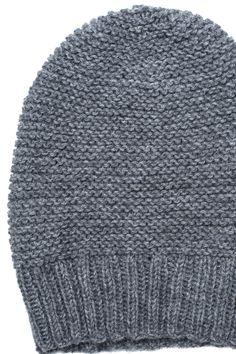 Naisen neulottu pipo ainaoikeaa Novita Alpaca Wool | Novita knits neulepipo villapipo