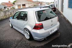 VW Golf mk4 airsuspension