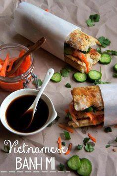 Вьетнамская кухня: сэндвич Banh Mi