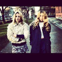 Rebecca Scheja & Fiona FitzPatrick | I Love you man! |  Rebecca & Fiona | #edm #stylish #sweden #djs #female_djs