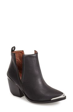 Can't get over the Western flare these adorable Jeffrey Campbell 'Cromwell' cutout booties have to offer. Expanding horizons one ensemble at a time.