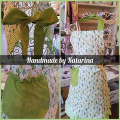 ✂️Hand genäht✂️ Apron, Handmade, Fashion, Hand Sewn, Handbags, Pinafore Dress, Moda, Fasion, Aprons