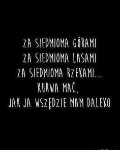 Ed opowiem Ci bajkę. Funny Sms, Haha Funny, Sad Quotes, Inspirational Quotes, Polish Memes, Just Friends, Love Messages, Man Humor, Picture Quotes