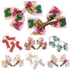 Girls bows #dreambows