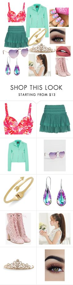 """summer princess"" by mychaelamouse ❤ liked on Polyvore featuring beauty, Michael Kors, Étoile Isabel Marant, McQ by Alexander McQueen, maurices, Rebecca Minkoff, Bling Jewelry, Laurence Dacade and BillyTheTree"