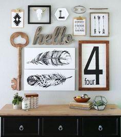 Ideas para decorar paredes buenas, bonitas y baratas » Vivir Creativamente