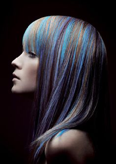Omg, I want this hair!
