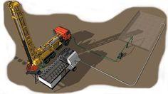 Скважинная гидродобыча россыпных и осадочных полезных ископаемых | Малый бизнес России