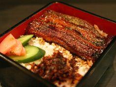 Eel Recipes, Asian Recipes, Seafood Recipes, Bbq Eel Recipe, Japanese Food, Japanese Recipes, Fish And Seafood, Meatloaf, Barbecue