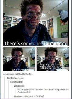 Best of Tumblr, John Green