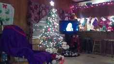 Our first Christmas here