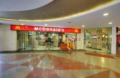 McDonalds at The Celebration Mall Udaipur