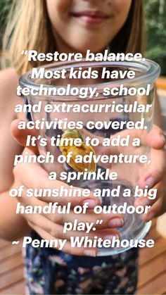 Nature Activities, Preschool Activities, Parenting Quotes, Parenting Advice, Peaceful Parenting, School Resources, Nature Quotes, Outdoor Play, Occupational Therapy