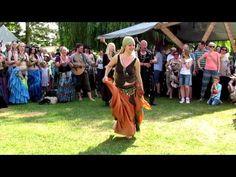 Oropher - des Teufels Brut - Deuce Dame Jolie, Salinenfest Rheine