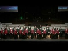 Traditional Samoan Medley Wins NZ Choral Competition - YouTube