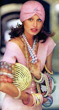 1970's Fashion Apollonia van Ravenstein