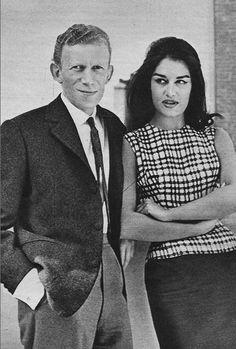 Dalida & Lucien Morisse