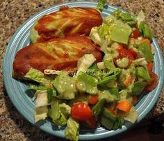 Losin' it with PINK: P.I.N.K Reset Friendly Enchiladas