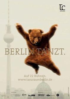 """SEYFFERT MIT HIMMELSPECH für """"Berlin tanzt """"2014"""