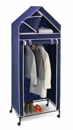 Honey-Can-Do WRD-01273 30-Inch Wide Extra-Tall Top-Shelf Storage Closet, Blue by Honey-Can-Do, http://www.amazon.com/dp/B001F51A5I/ref=cm_sw_r_pi_dp_R8syrb0Y3FYA6