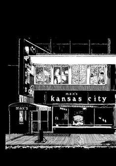 Max's Kansas City by Dave Sim http://www.cerebusdownloads.com/