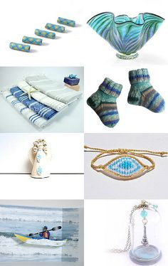 Something for bright Sunday by Lina Rekl on Etsy