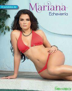 Mariana Echeverria Para TvNotas x5 HQ | FamosasMex