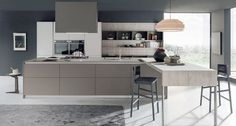 System Collection in now the Arke Collection. Kitchen Design.
