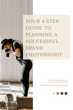 Stop the guessing game with brand photoshoots and start planning strategically to get the best results for your business.