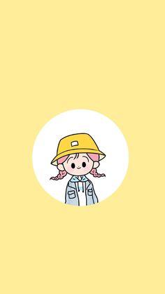 Soft Wallpaper, Cute Anime Wallpaper, Cute Disney Wallpaper, Cute Cartoon Wallpapers, Girl Wallpaper, Cartoon Art Styles, Cute Art Styles, Aesthetic Drawing, Cute Doodles