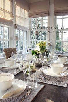 White Living: Mein Traumwintergarten