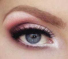 Augen schminken❤️