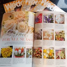 Find us in the November issue of @weddingideas on sale today! Lots of info on seasonal flowers for you!  To see more of our work visit our website at www.bloomroom.co.uk - we are based in Sussex and are now taking bookings for weddings across London and the South East for 2016 and beyond!  #bloomroomuk #sussexflorist #weddingflowers #bridalflowers #bridalbouquet #inthepress #wedding ideas #bloomroominprint