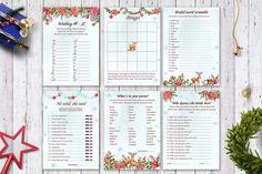 Check out this item in my Etsy shop https://www.etsy.com/listing/550478093/winter-bridal-shower-games-printable