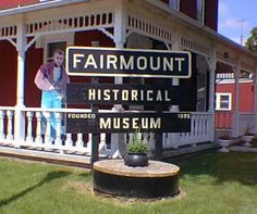 Fairmount Historical Museum - Fairmount Museum - James Dean - Garfield - Fairmount Indiana