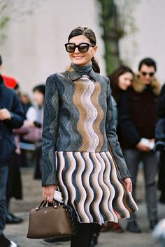 Vanessa Jackman: Paris Fashion Week AW 2014....Giovanna