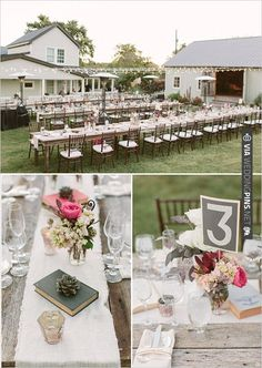 outdoor reception table decoration ideas   CHECK OUT MORE IDEAS AT WEDDINGPINS.NET   #wedding