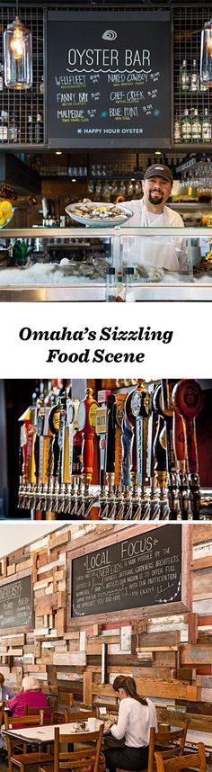 Check out these unique restaurants on our ever expanding food scene that are changing the flavor of Omaha!  Want to make the move to Omaha, but you're not sure where to start? Contact the Houses in Omaha team today at www.HousesInOmaha.com!