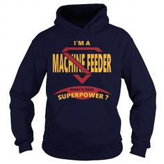 Awesome Tee MACHINE FEEDER JOBS TSHIRT GUYS LADIES YOUTH TEE HOODIES SWEAT SHIRT VNECK UNISEX Shirts & Tees