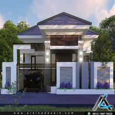 desain rumah minimalis ukuran tanah 8x25