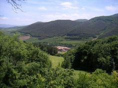 cáceres monasterio yuste comarca de la vera