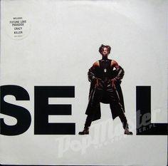 Seal 9031-74557-1 FUTURE LOVE PARADISE, CRAZY, KIL http://popmaster.pl/