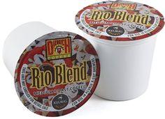 Diedrich Rio Blend Coffee Keurig K-Cups >>> For more information, visit image link.