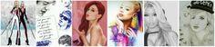 Iggy Azalea,Rita Ora,One Direction,Ariana Grande,Nicki Minajand Demi Lovato