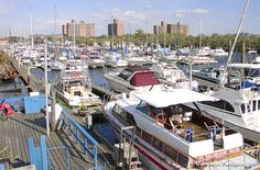 Marine Basin Marina, Gravesend Bay, Brooklyn, NY Photo