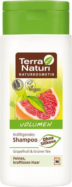 Terra Naturi Volumen Shampoo, € 1,95