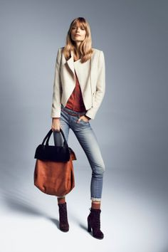 Reserved Fall/Winter 2012-2013 casual chic