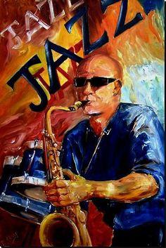 Jazz Man - Diane Millsap